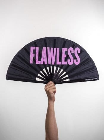 Flawless Hand Fan