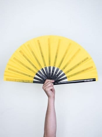 Yellow Fan