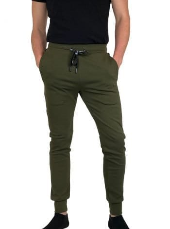 Dirt Squirrel Stanley Olive Jogger