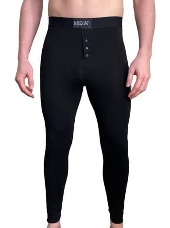 Dirt Squirrel Black Long John Front