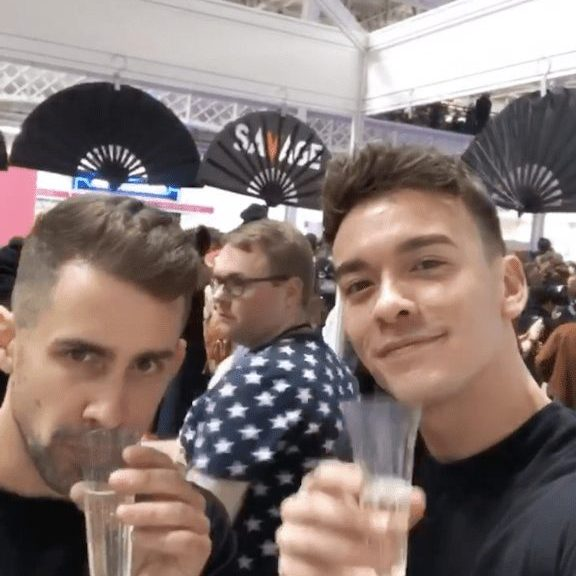 Having a blast at DragCon UK 2020